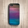 Spectrum On Wood Iphone 5S Mix Colour Iphone Case Von Ideacase