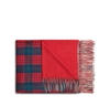 Acne Canada Tartan Red Check Shop Ready To Wear Accessories Shoes And Denim For Men And Women