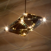 The Future Perfect Maxhedron 24 Suspension Lighting