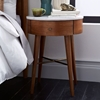Penelope Nightstand Small Acorn West Elm