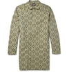 Christopher Raeburn Printed Cotton Raincoat Mr Porter