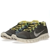 Nike Free Powerlines Ii Ltr Newsprint Dusty Grey