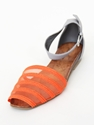 Rachel Comey Faye Sandal Orange Straw c2 ab Pour Porter
