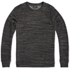 A.P.C. Molleton Crew Sweat Black