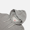 10 Oz. Hooded Sweatshirt Grey Inventory Store