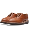 Yuketen Walker Derby Shoe Mc Whiskey