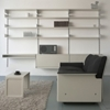 Vitsoe Furniture Shelving Original Production 606 Universal Shelving System Config J