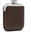 Paul Smith Shoes 26 Accessories c2 a0Leather Cased Hip Flask c2 a0 7c c2 a0MR PORTER