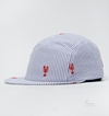 Larose Paris Lobster Seersucker Five Panel Cap 49 50 Eur At C Store By Caliroots The Californian Twist Of Lifestyle And Culture