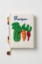 Serve 26 Tell Crocheted Recipe Journal 7c Anthropologie eu