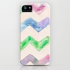 California Style Chevron iPhone 26 iPod Case by Catherine Holcombe 7c Society6