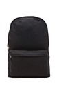 A.P.C. Backpack In Black