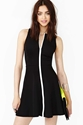 Nasty Gal Limit Line Dress In Clothes Dresses At Nasty Gal