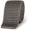 Lanvin Knitted Silk Tie Mr Porter