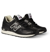 Product New Balance 576 Leather Sneakers 312374 Mr Porter