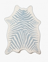 Zebra Hide Beach Towel