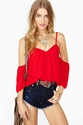 Love Story Crop Top In Clothes Tops At Nasty Gal
