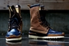 RF X Quoddy Woodsman Boot Blue 7c Boot 7c Kith NYC