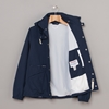 Engineered Garments Ground Jacket Navy Cotton 2f Nylon 7c Oi Polloi