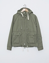 Engineered Garments Short Pc Poplin Parka Olive Nitty Gritty Store