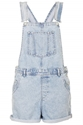 Moto Short Denim Dungarees Overalls Rompers And Jumpsuits Clothing Topshop Usa