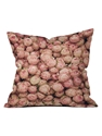 Catherine Mcdonald Flower Market 2 Throw Pillow By Deny Designs At Gilt