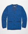 Norse Store 7c Premium Casual and Sportswear Online Blue Blue Japan Knitted 5 Button Cardigan