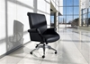 Global Beacon Executive Chair 3780 B5 Leather Office Chairs