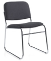 Global Key Armless Nesting Chair 2152 Guest Chairs