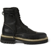 Ann Demeulemeester Chunky Sole Leather Boots Mr Porter