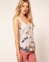 Warehouse 7c Warehouse Butterfly Vest at ASOS