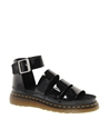 Dr Martens 7c Dr Martens Shore Clarissa Strapped Sandals at ASOS