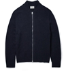 Acne Studios Chet Zipped Knitted Wool Cardigan Mr Porter