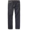 Product Nudie Jeans Grim Tim Slim Fit Organic Dry Denim Jeans 420101 Mr Porter