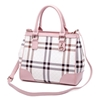Amazon.Com Plaid Fashion Stripes Classic Neutral Casual Lady Tote Crossbody Bag Clothing