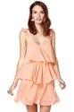 Nasty Gal Pretty In Peach Dress Shop Clothes At Nasty Gal