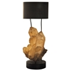 A Rock Cristal Lamp At 1Stdibs