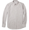 Loro Piana c2 a0Bengal Stripe Cotton Shirt c2 a0 7c c2 a0MR PORTER