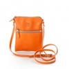 Bag COLORADO color 3a Orange Il Bisonte SE
