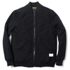 HAVEN e2 80 94 x HAVEN MA 1 Bomber with Insulator Vest Black