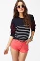 Sylvie Stripe Knit in What 27s New at Nasty Gal