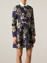 Valentino Butterfly Embroidered Dress Stefania Mode Farfetch.Com