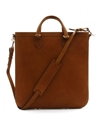 Brown Presto Bag MISMO Menlook Worldwide Shipping