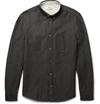 Acne Studios Isherwood Button Down Collar Chambray Shirt