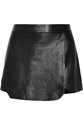 Jonathan Simkhai Leather Shorts Net A Porter.Com