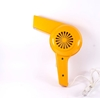 Retro orange hairdryer by TheRetroBottega on Etsy