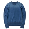 HAVEN e2 80 94 Indigo Crewneck Sweater