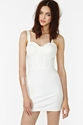 Pure Heat Bustier Dress in What 27s New at Nasty Gal