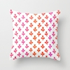 Tiny Life Throw Pillow by Sreetama Ray 7c Society6