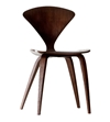 Cherner Classic Walnut Side Chair Dining Chairs Chairs Stools Furniture The Conran Shop Uk